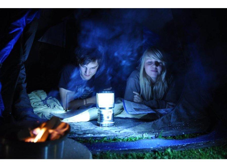 Varta LED Camping Lamp 3D Professional Line