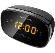 Muse Muse M-150 CR Klokradio PLL - Black