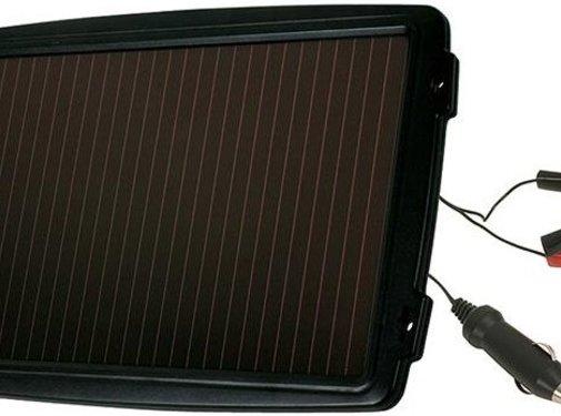 ProPlus ProPlus Solar LED 2,4 W Accu Druppellader