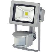 Brennenstuhl Brennenstuhl LCN 110 COB LED Lamp met Bewegingssensor 10 W - Grey