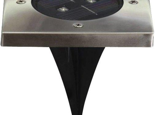 Ranex Ranex Torino LED Solar Grondspot - Vierkant