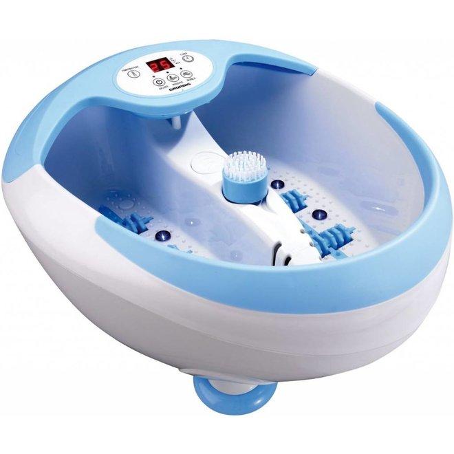 Grundig FM 8720 Blue LED Voetenbad Massage - White/Blue