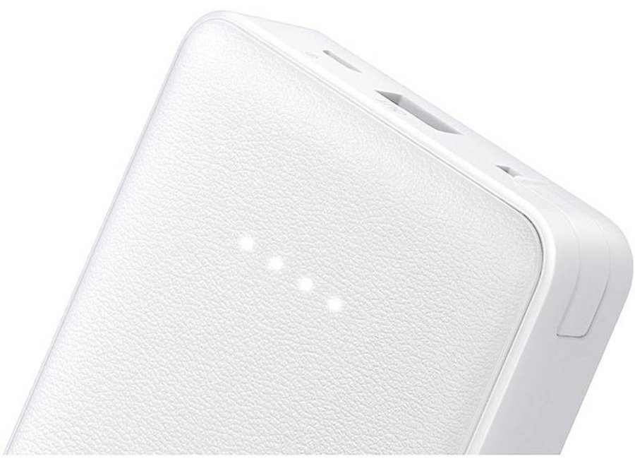 Samsung LED Universal External Battery Pack (11300 mAh) - White