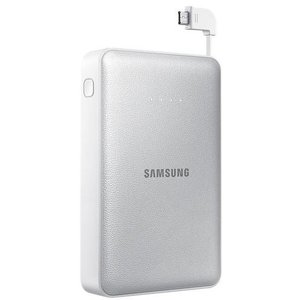 Samsung Samsung LED Universal External Battery Pack (11300 mAh) - Silver