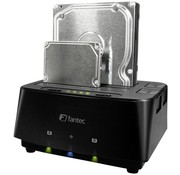 Fantec Fantec MR-Copy DU3 HDD USB 3.0 LED Docking Station - Black