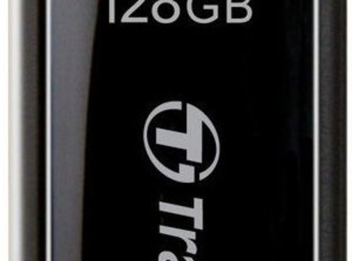 Transcend Transcend JetFlash 700 124GB LED USB 3.0 SuperSpeed - Black
