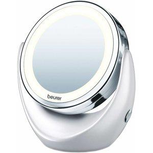 Beurer Beurer BS49 LED 2-in-1 Cosmetica Spiegel - Silver