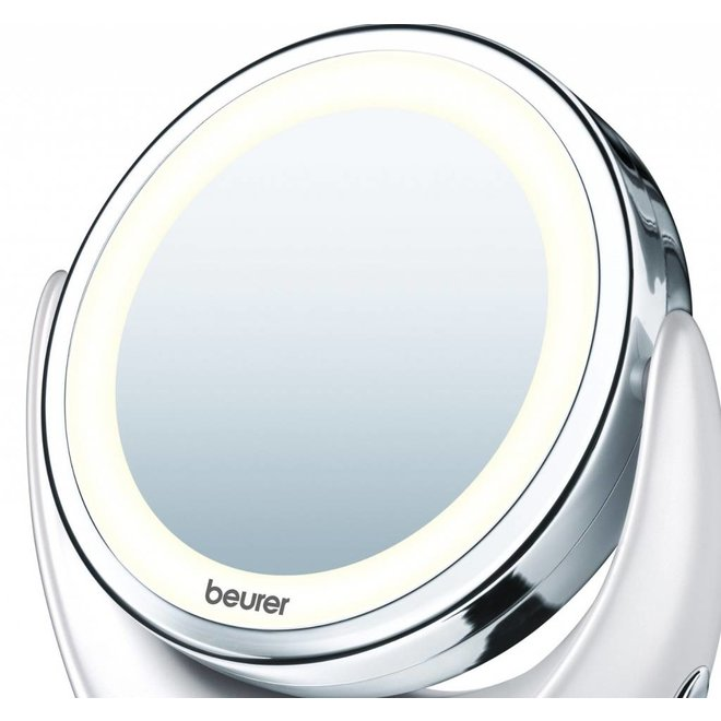Beurer BS49 LED 2-in-1 Cosmetica Spiegel - Silver
