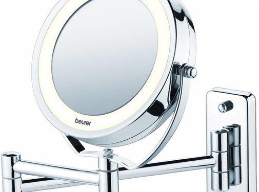 Beurer Beurer BS59 LED 2-in-1 Cosmetica Spiegel - Silver