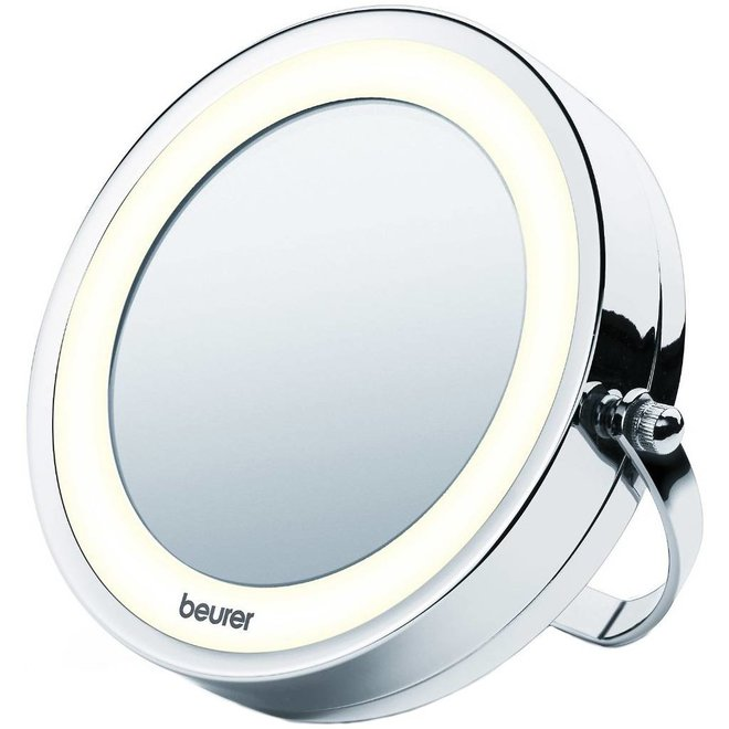 Beurer BS59 LED 2-in-1 Cosmetica Spiegel - Silver