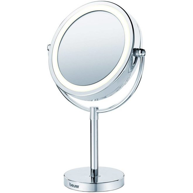 Beurer BS69 LED 2-in-1 Cosmetica Spiegel - Silver