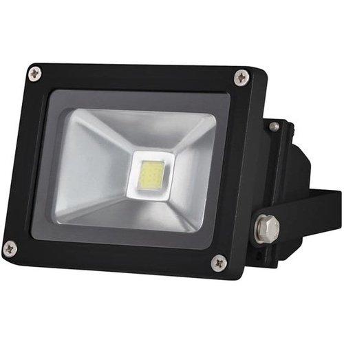 Perel Perel LEDA3001CW-B COB 6500K LED Lamp 10 W - Black