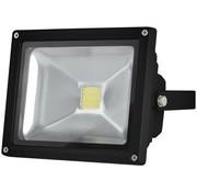Perel Perel LEDA3002CW-B COB 6500K LED Lamp 20 W - Black