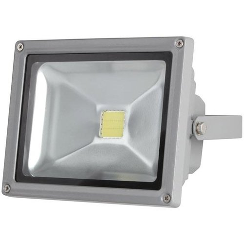 Perel Perel LEDA3002CW-G COB 6500K LED Lamp 20 W - Grey