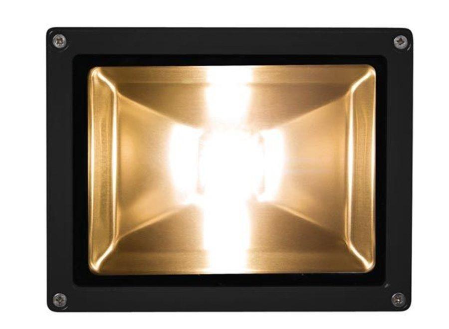 Perel LEDA3002WW-B COB 3800K LED Lamp 20 W - Black