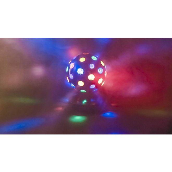 Valueline Multicolour LED Discobal