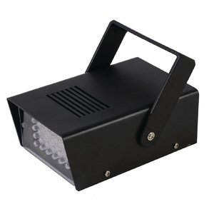 Valueline Valueline 24 LED's Stroboscoop
