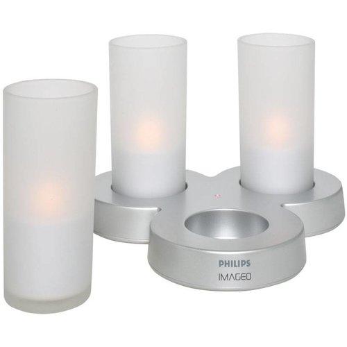 Philips Philips Imageo LED CandleLights 3-set - White