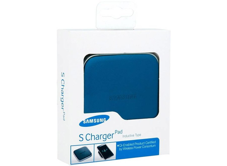 Samsung EP-PG900IL LED Wireless Charging Pad - Blue