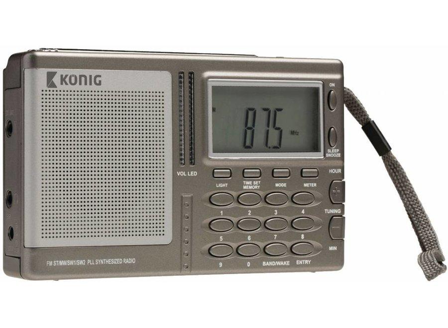 Konig FM-wereldontvanger