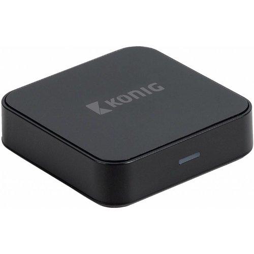Konig Konig LED Audio Ontvanger met Bluetooth Wireless Technology
