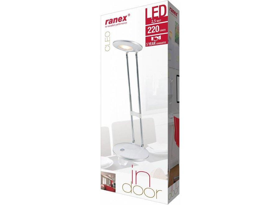 Ranex Cleo LED Bureaulamp - White