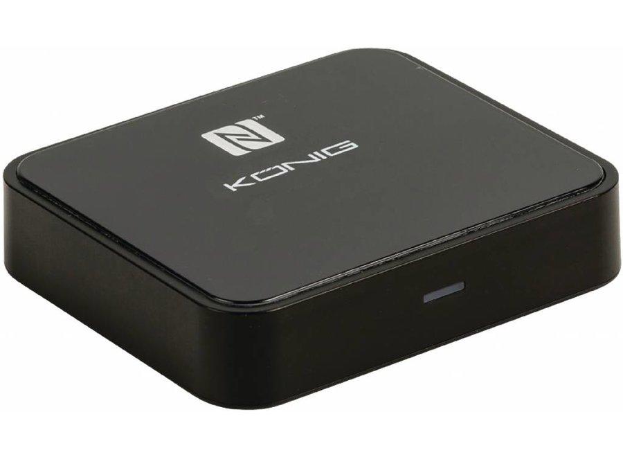 Konig Geavanceerde audio ontvanger met Bluetooth wireless technology