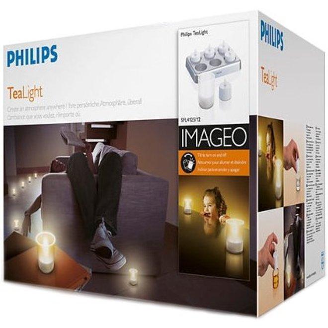 Philips Imageo LED TeaLights 6-set