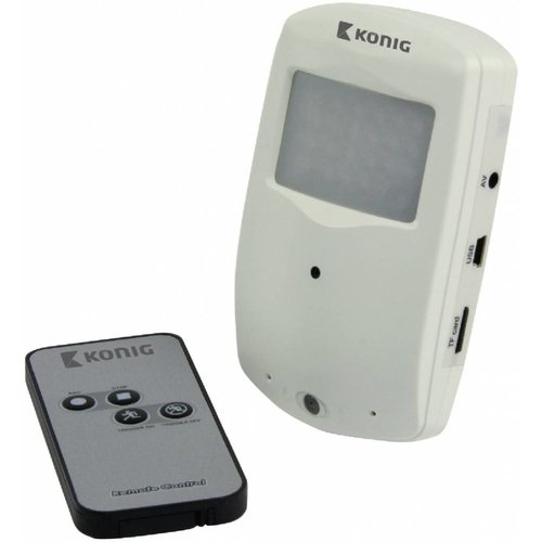 Konig Konig Camera en recorder in behuizing