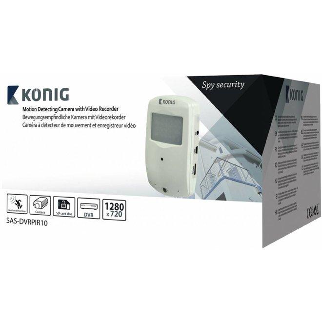 Konig Camera en recorder in behuizing
