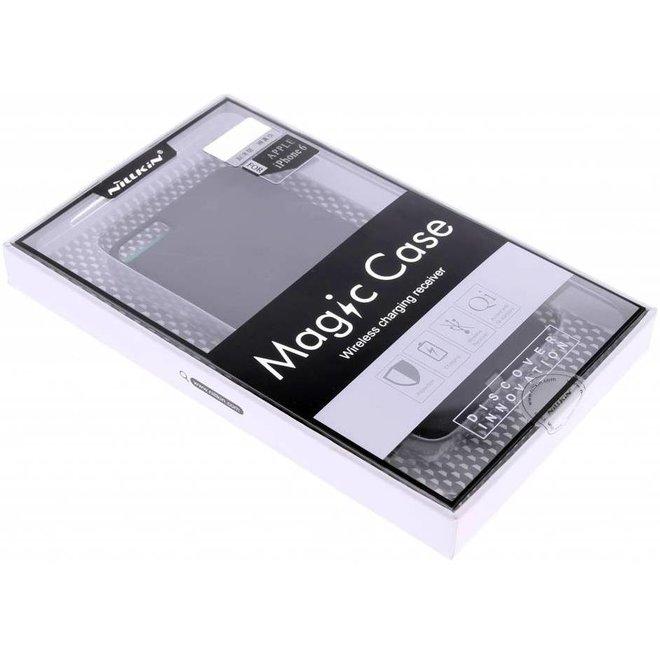 Nillkin Wireless Charging Magic Case voor de iPhone 6 / 6s - Black