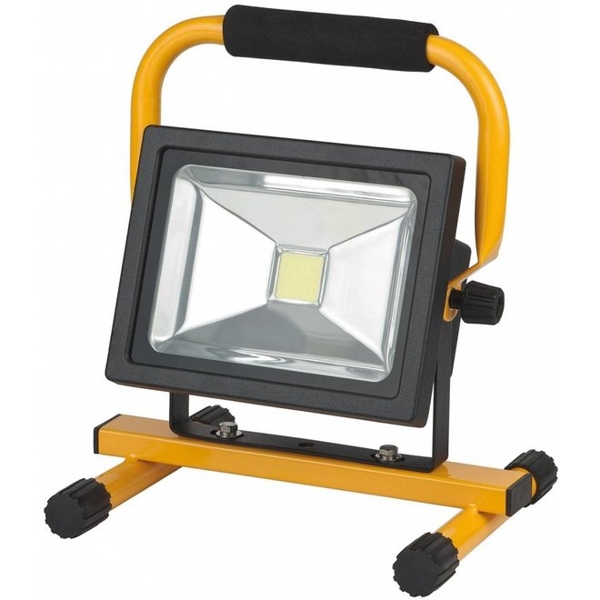 Brennenstuhl Mobiele COB LED-lamp met batterijvoeding 20 W