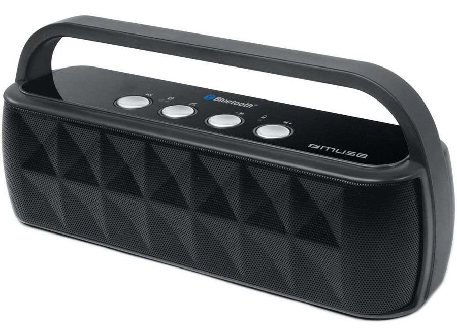 Muse M-560 BT met Bluetooth Speaker - Black