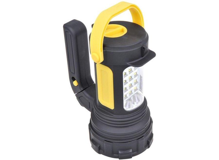 ProPlus Multifunctionele lamp 2 in 1 5W LED + 12SMD LED