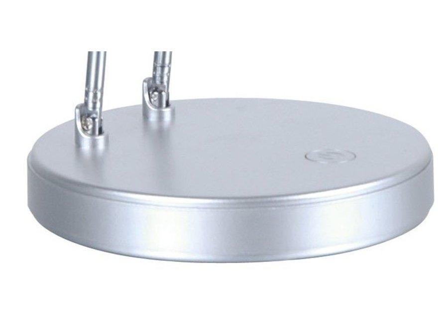 Ranex Febe LED Bureaulamp - Silver