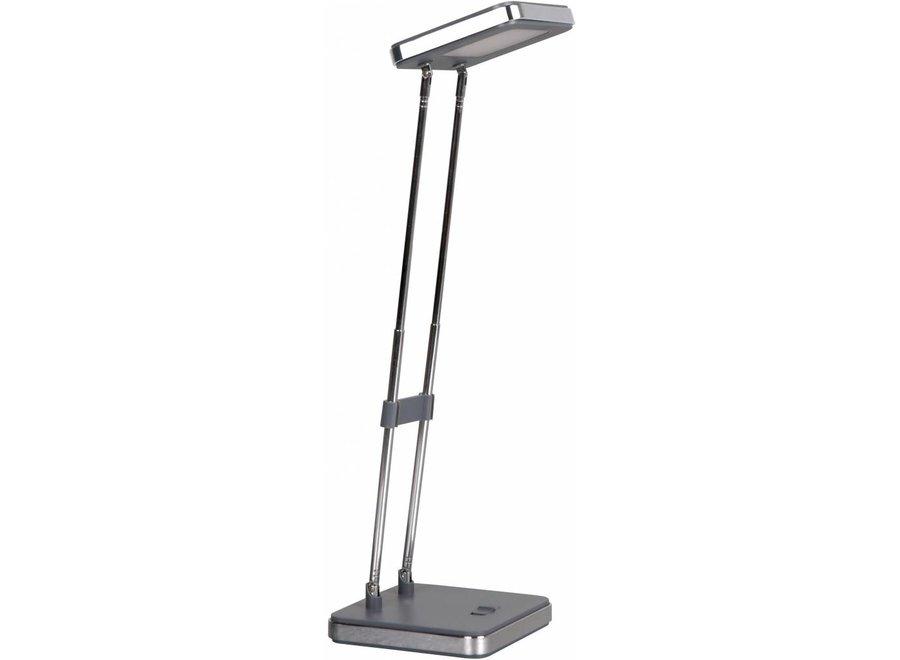 Ranex Kaat LED Bureaulamp - Grey