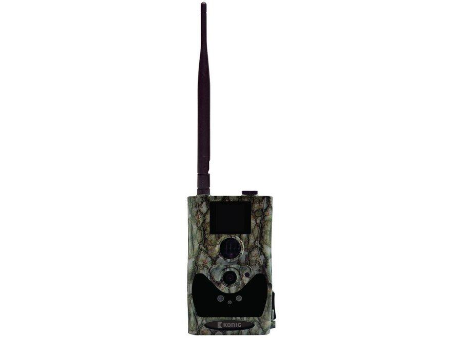 Konig Wildcamera met GPRS/MMS-functie - Camouflage
