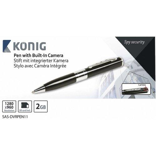 Konig Konig Pen met ingebouwde camera