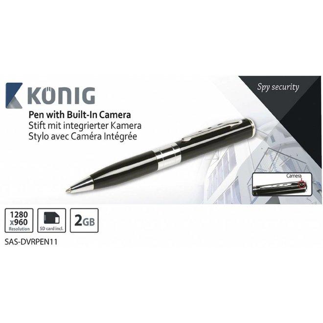 Konig Pen met ingebouwde camera