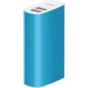 Belkin Belkin Mixit LED Powerbank 4000 mAh Dual USB - Blue