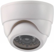 Konig Konig Dummy Camera Dome voor Binnen IR Knipperende LED
