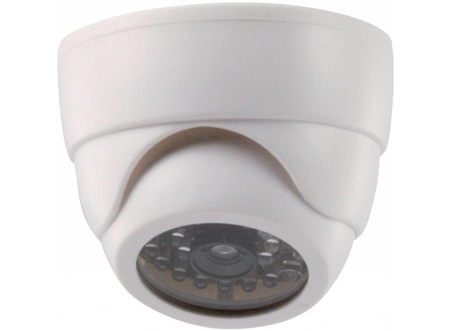Konig Dummy Camera Dome voor Binnen IR Knipperende LED