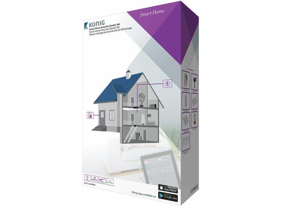 Konig Smart Home Starter Beveiligingsset