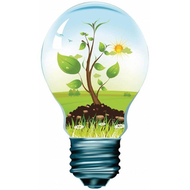 HQ E14 Retro Filament LED Lamp Vlam Dimbaar 4 W (30 W) - 2700 K