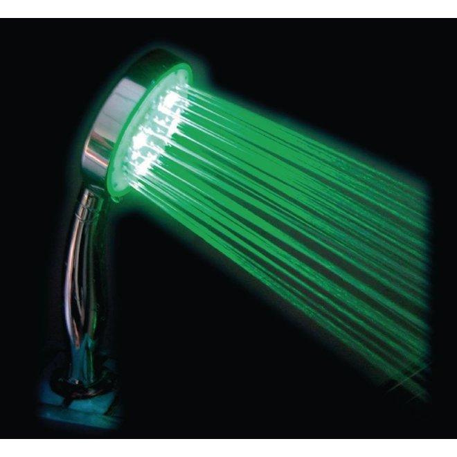 Konig HC-SH10N LED Douchekop - Temperatuur