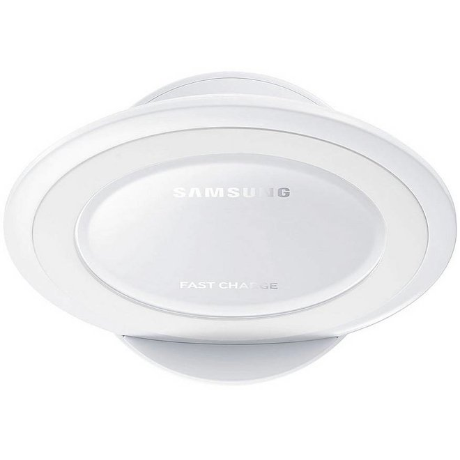 Samsung Wireless Fast Charger Stand EP-NG930BW - Wit