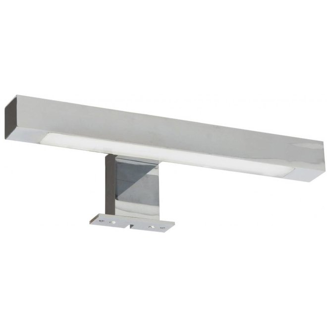 Ranex Reggiana LED Spiegellamp Metaal Glas - Chroom