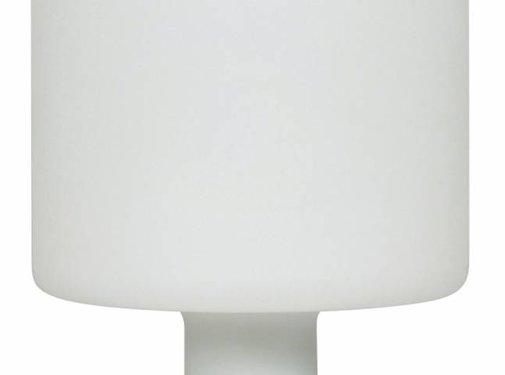 Ranex Ranex Travis LED Tafellamp Kunstof - Wit