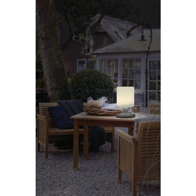 Ranex Travis LED Tafellamp Kunstof - Wit