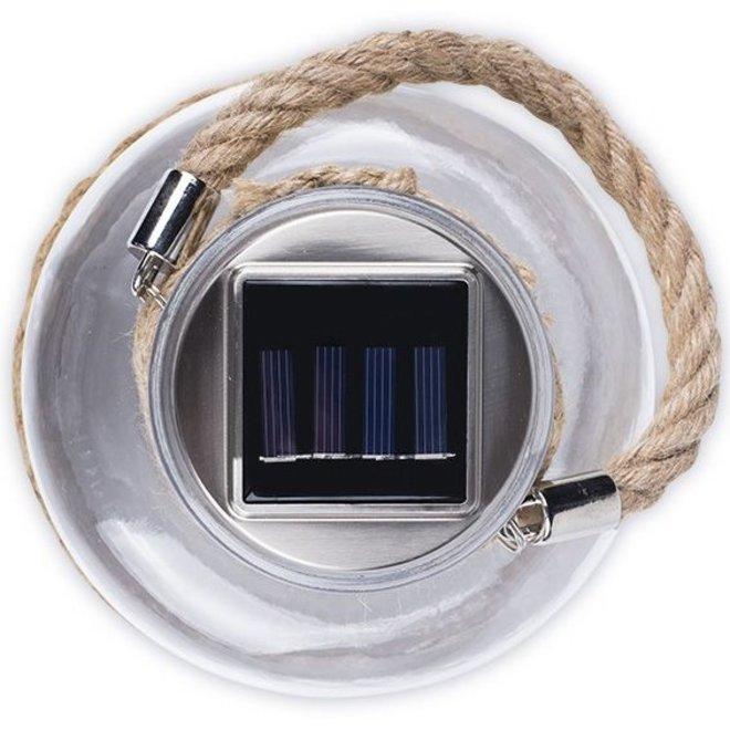 Ranex Fiji LED Solar Lamp met Touw